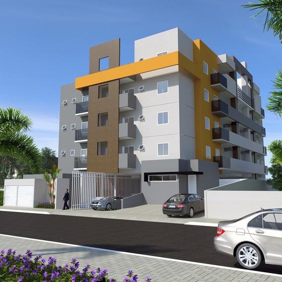 Apartamento No Saguaçu | 01 Suíte + 01 Dormitório | 75 M² Privativos | Água Quente E Fria - Sa01268 - 34888719