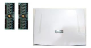 Cp 48 Com 32 Ramais Desbalanceados Maxcom Intelbras