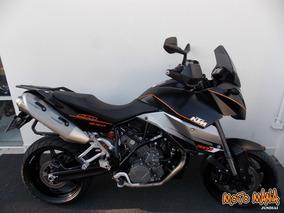 Ktm Super Moto 990t 2010 Prata