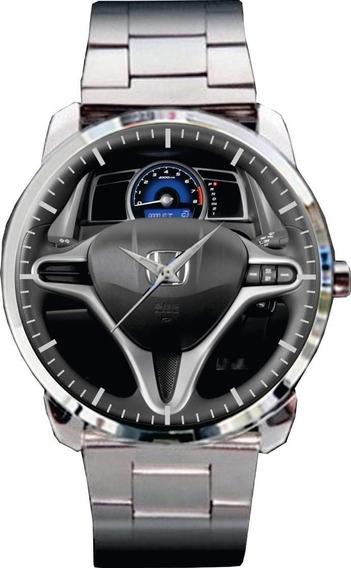 Relógio De Pulso Personalizado Painel Carro - Cod.horp031