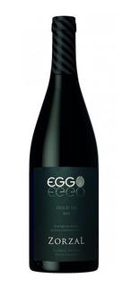 Zorzal Eggo Tinto De Tiza Malbec - Criado En Huevos - Vino