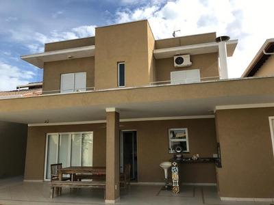 Casa Com 4 Dormitórios À Venda, 255 M² Por R$ 1.250.000 - Condominio Jardins Dos Manacás - Paulínia/sp - Ca12833