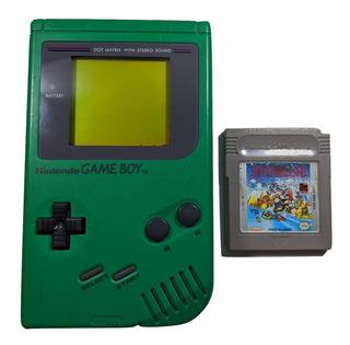 Game Boy Classic Original En Excelentes Condiciones 1 Juego.