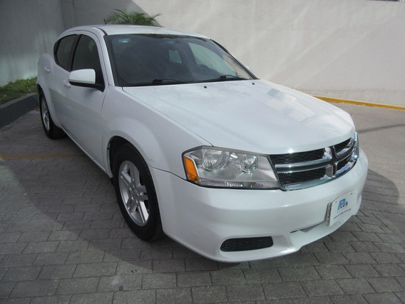 Dodge Avenger 2012 2.4 Sxt At