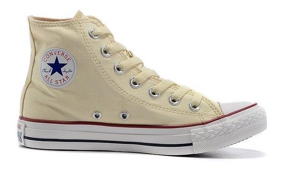 Zapatillas Converse Chuck Taylor All Star Beige Mujer