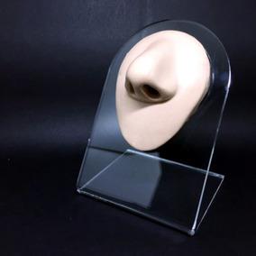 Expositor Nariz Silicone Para Piercing - Display De Silicone