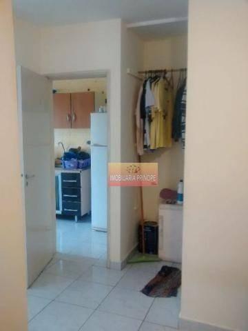 Imagem 1 de 5 de Apartamento Com 1 Dormitório À Venda, 39 M² Por R$ 230.000,00 - Centro - São Paulo/sp - Ap0165