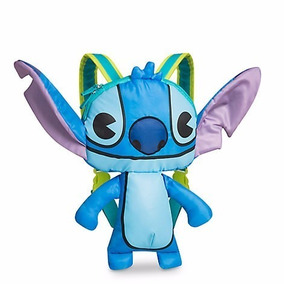 Mochila Infantil Stitch Mxyz - Exclusiva Disney Store