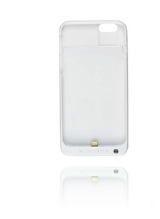 Bateria Externa Capa Case iPhone 6/6s Carregador 3200 Mha