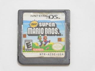 New Super Mario Bros. - Ds ¡solo Cartucho!