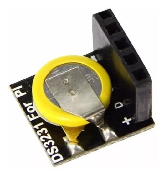 Mini Reloj Tiempo Real Rtc Ds3231 Raspberry Ard Arm Pic