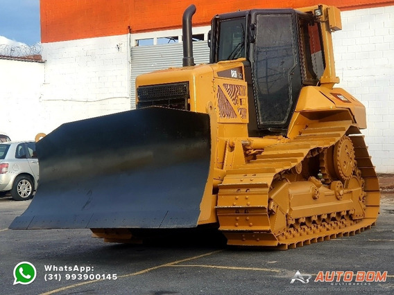 Cat D6n Xl Motor C6 Trator De Esteira Ñ É New Holland Valtra