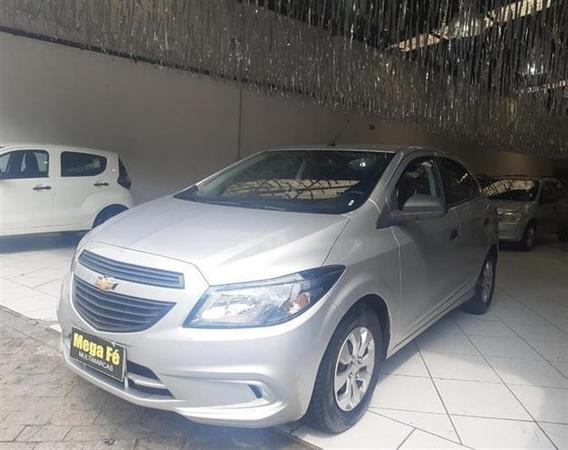 Chevrolet Onix Joy 1.0 8v Flex Completo Prata 2019