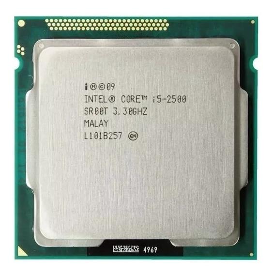 Processador I5 2500 3.30ghz 2ª Geração 1155 Oem Oferta