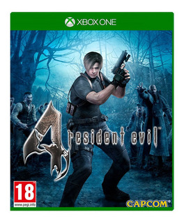 Xbox One Local Mode Resident Evil 4