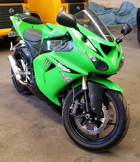 Kawasaki Ninja Zx 10r - 2007