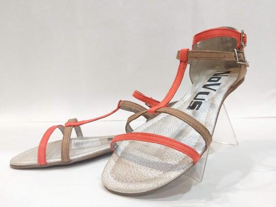 Sandalias O Calzado Para Damas Novus