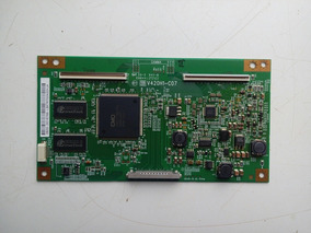 Placa Tcon Toshiba 42xv500da