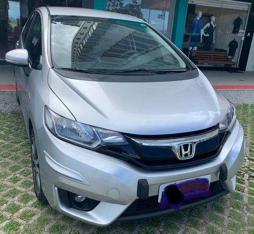 Honda Fit Ex 2015 Cvt