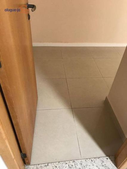 Sala Para Alugar, 36 M² Por R$ 1.400/mês - Jardim Aquarius - São José Dos Campos/sp - Sa0533