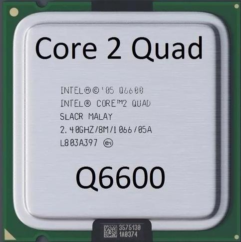 Intel Core 2 Quad - Q6600
