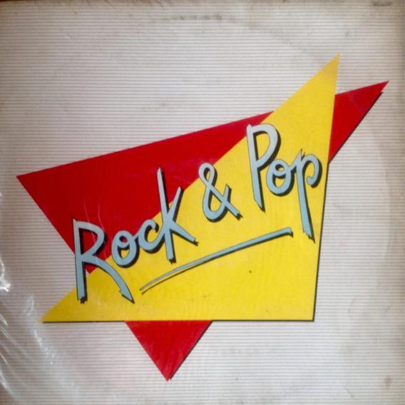 Lp Rock & Pop - Compilado Internacional