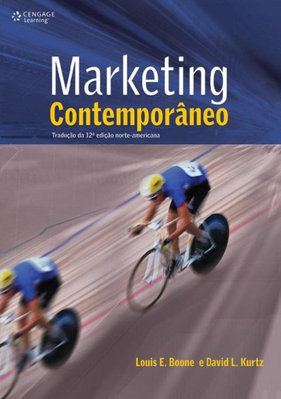 Marketing Contemporaneo -12ª Edicao