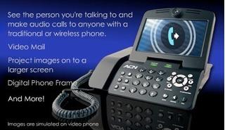 Telefono Con Video Llamada Acn