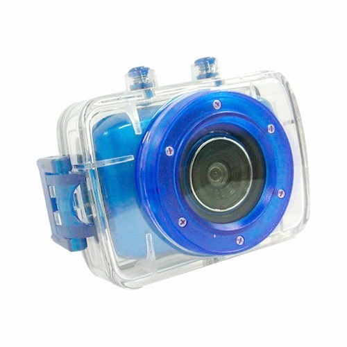 Câmera Filmadora Digital Action Camcorder Sport Prova D