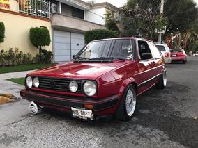 Volkswagen Golf Std 5 Vel 1990