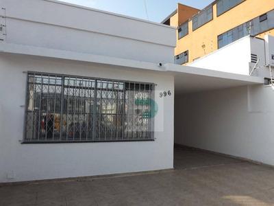 Casa Comercial No Centro - Ca0075