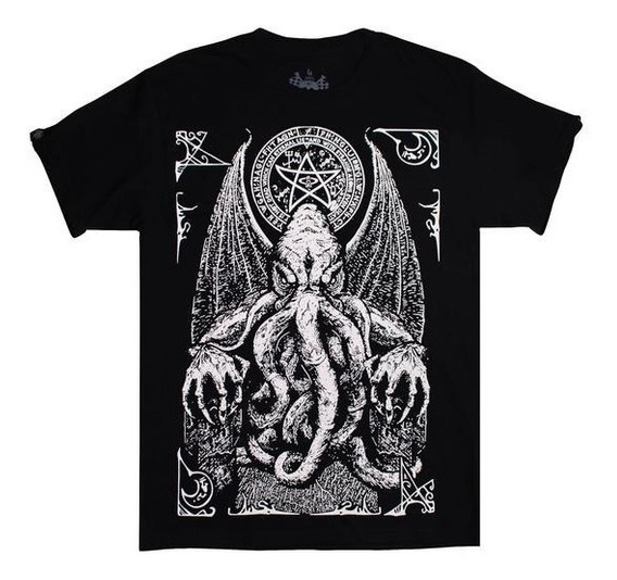 Playera Cthulhu / Kingmonster