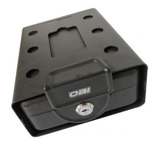 Caja Valor Charola Embutible 20 Cm Obi 214550