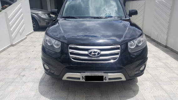 Hyundai Santa Fe 3.5 Gasolina 2012