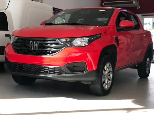Imagen 1 de 11 de Fiat Strada Endurance 2021