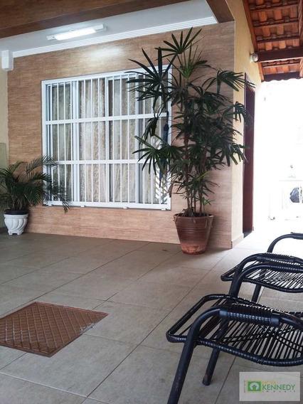 Sobrado Com 3 Dorms, Boqueirão, Praia Grande - R$ 500 Mil, Cod: 14880900 - V14880900
