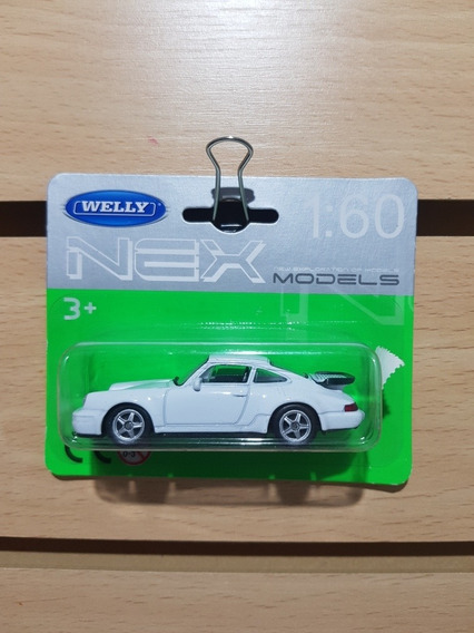 Welly - Porsche 984 Turbo - Escala 1/60
