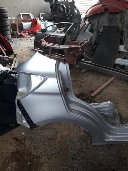 Lateral Lado Direito New Ford Ka Hatch 2017 2018 Cortada