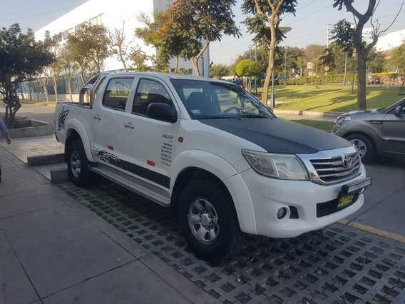 Toyota Hilux Camioneta Hilux 4x2