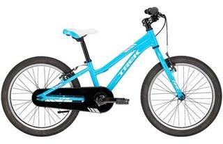 Bicicleta Trek Niña Precaliber Rodado 20 Ss Girl Sky Blue
