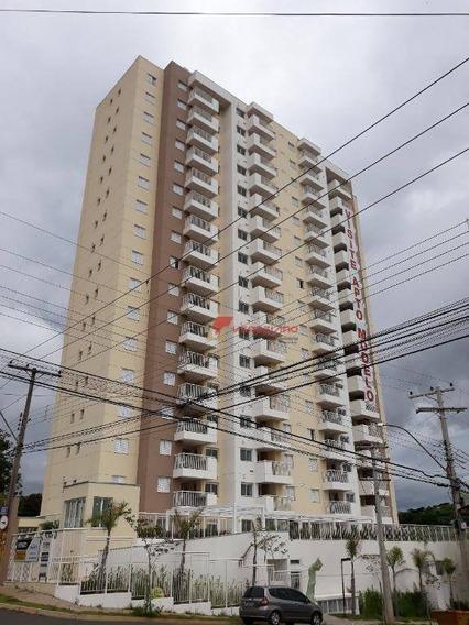 Apartamento Residencial À Venda, Vila Independência, Piracicaba. - Ap0456