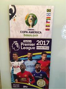 Copa América 2019+premier League 2017 Completos Frete Gratis