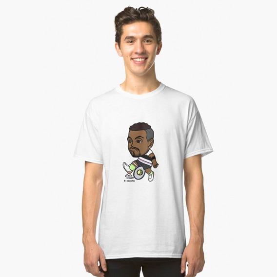Nick Kyrgios Tenis Camiseta Clásica