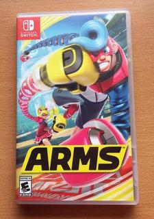 Nintendo Switch Arms Nuevo Sellado - Tiendatopmk