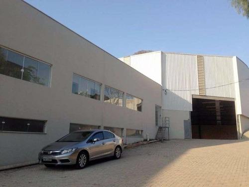Imagem 1 de 19 de Galpão Industrial Para Locação, Jardim Arizona, Itatiba. - Ga0007