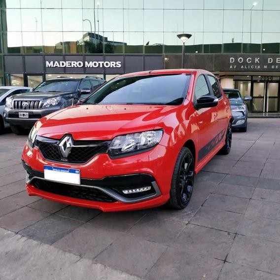 Renault Sandero Rs 2.0 145cv Madero Motors 2018