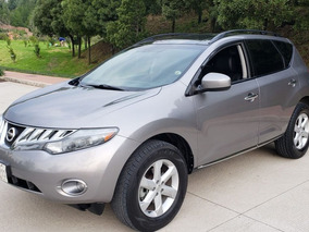 Nissan Murano Le Awd At Aa Qc Piel 4x4 Cvt Impecable