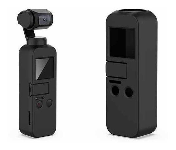 Capa Case Protetora De Silicone Para Osmo Dji Pocket