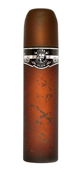 Black Men Cuba Original By Parfums Des Champs - Perfume Masculino - Eau De Toilette 100ml