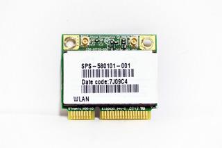 Tarjeta De Red Inalambrica Wifi Hp Cq61 G61 G71 580101-001